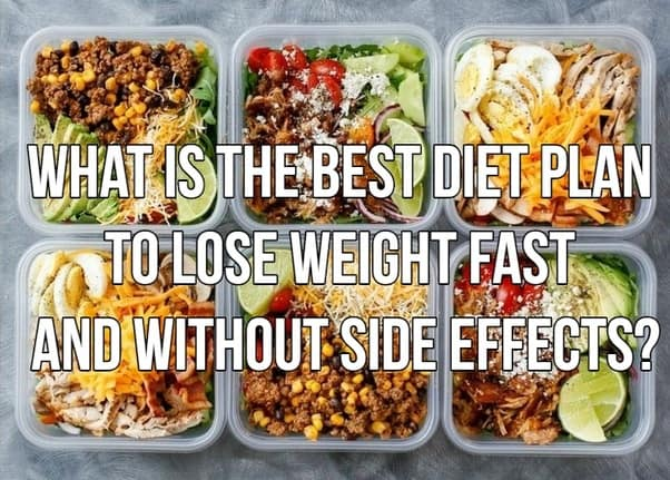 Finding The Best Diet Plan For You