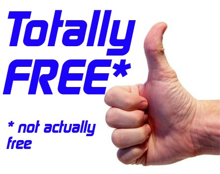 Is A Free Diet Plan Really Free