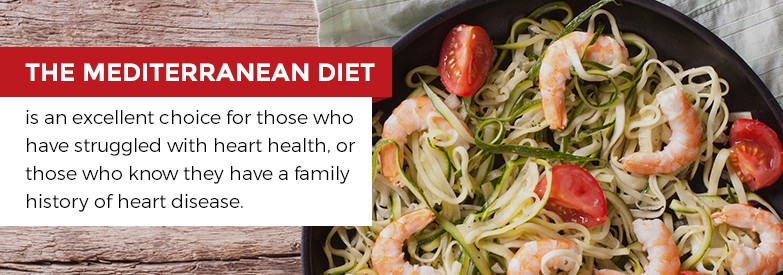 Learn More About A Mediterranean Diet.